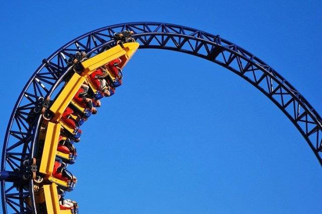 Liseberg Theme Park, Gothenburg