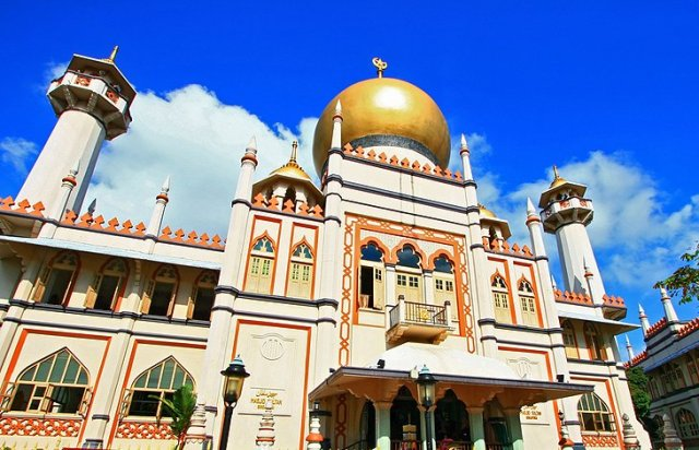 Little India and Arab Street