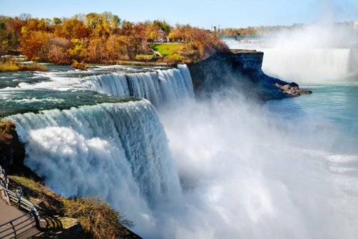 Image result for 1. Niagara Falls