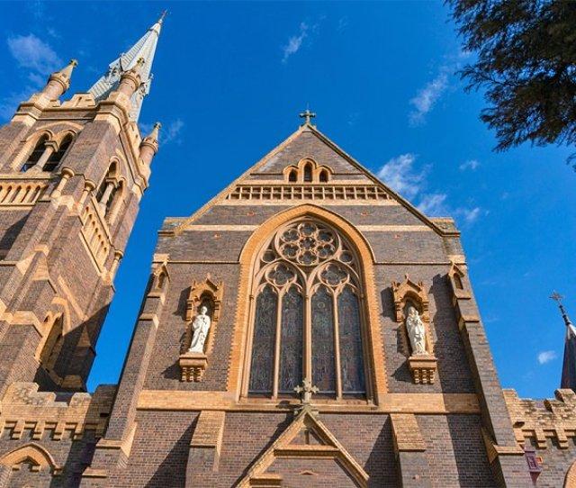 Saints Mary Joseph Cathedral