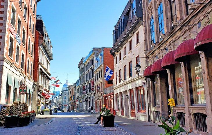 Dünyada Gezilecek Yerler Montreal Kanada