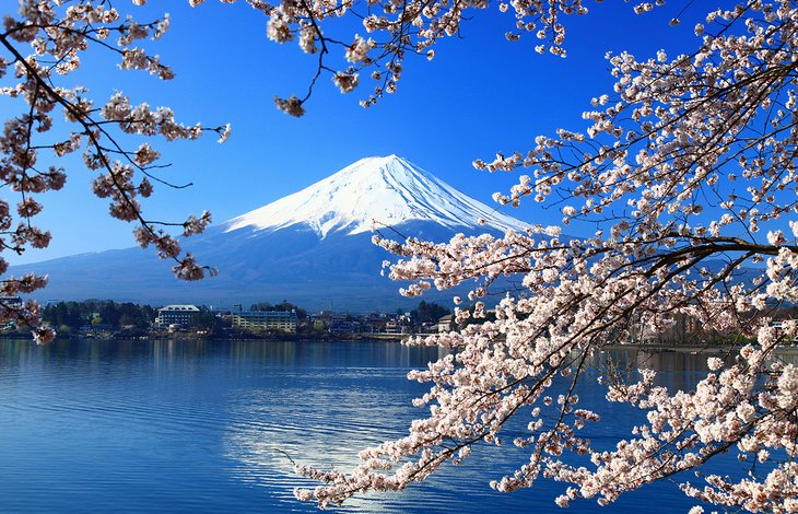 Mt fuji looks beautiful at all times of the year, but especially now when it's shrouded in snow. From Tokyo To Mount Fuji 4 Best Ways To Get There Planetware