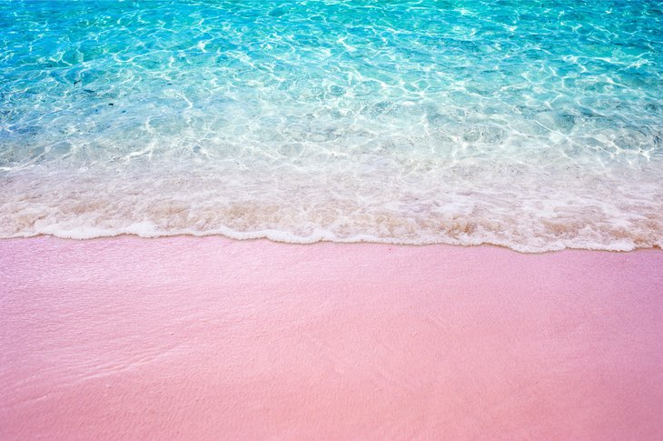 The beach stretches nearly the length of the island. 14 Best Pink Sand Beaches In The World Planetware