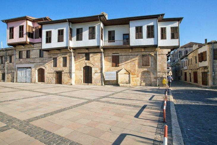 Османские дома в Тарсе