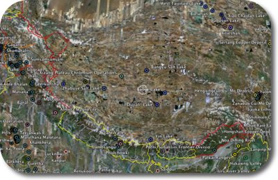 Mineral Resources in Tibet