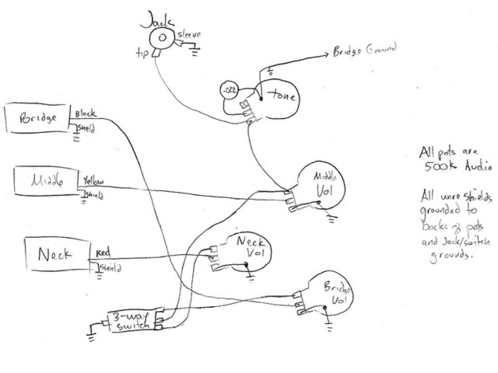 Epiphone Sg Special Parts Wiring Schematic