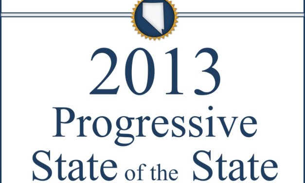 2013 Progressive State of the State