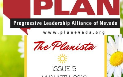 The PLANista – May 2016
