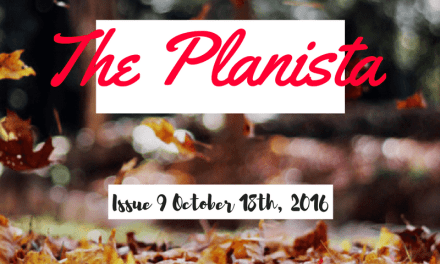 The PLANista – October 2016