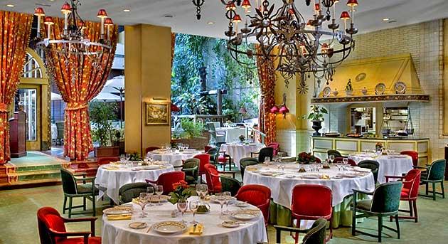 Restaurantes una cena de navidad diferente en madrid - Restaurante para navidad ...
