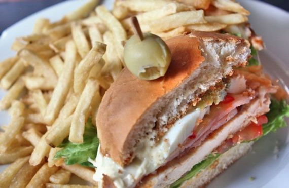 Comer hamburguesas en Madrid