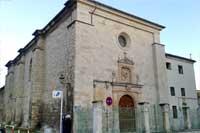 Convento San José Santa Ana en Burgos