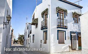 Pueblo Isla de Tamarca