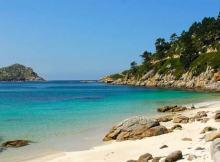 Escapada romántica Islas Cies