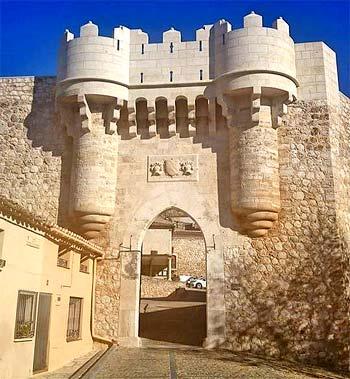 Puerta o arco de Santa María