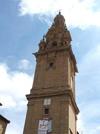 Torre Exenta Santo Domingo de la Calzada