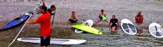 Curso de paddle surf Gerona