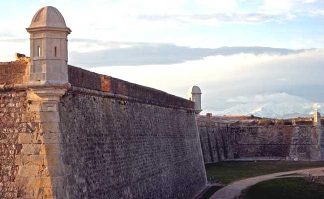 Castillo de San Fernando en Figueres