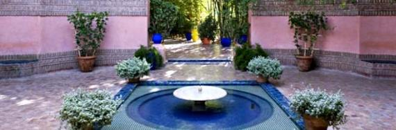 Jardín Botánico Majorelle Marrakech