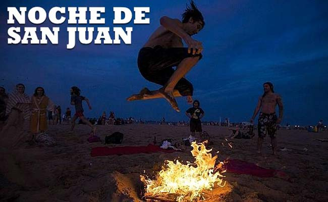 Rituales Noche de San Juan