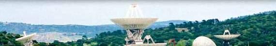 Antenas NASA Robledo de Chavela