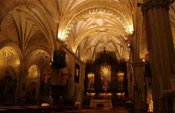 Basílica Santa María Mayor Pontevedra