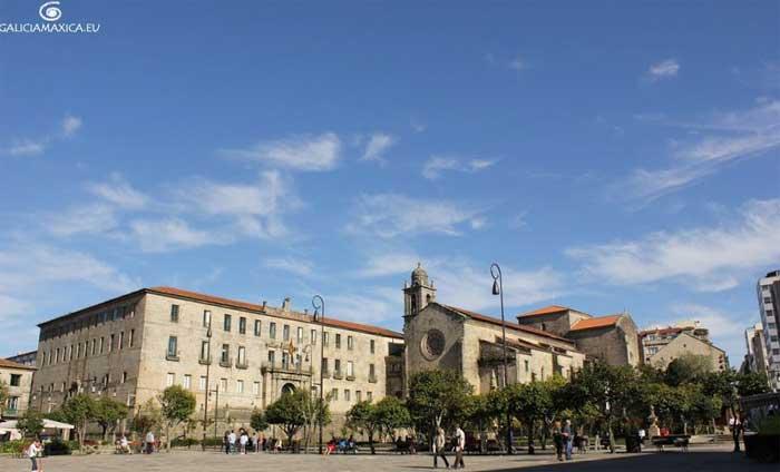 Convento San Pedro Pontevedra