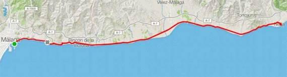 Ruta Vélez Málaga