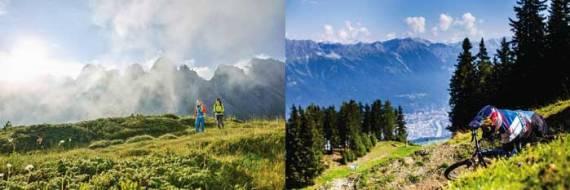 Senderismo en Innsbruck