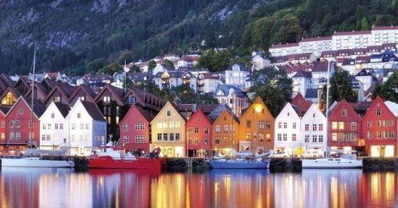 Minicruceros fiordos noruegos