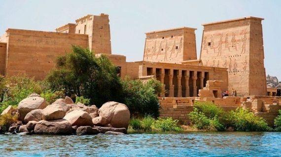 Minicruceros por el Nilo