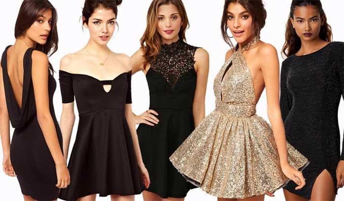 Vestidos para Nochevieja