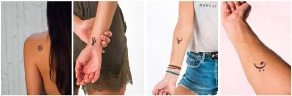 Modelos de tatuajes