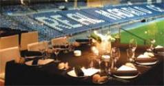 Nochevieja Real café Bernabéu