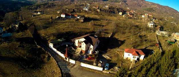 Alojamiento Arefu Transilvania