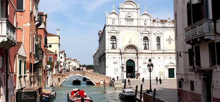 Barrio de Castello Venecia