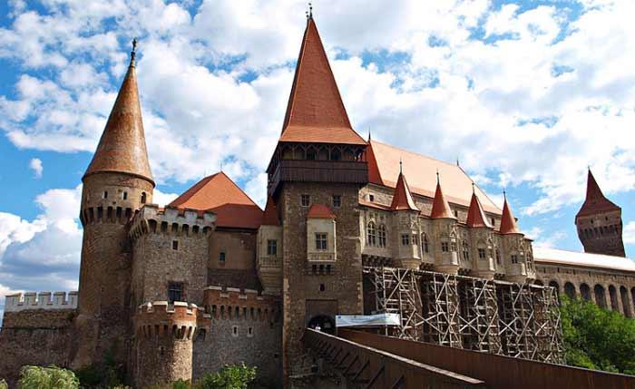 Castillo de Hunyad o Corvino