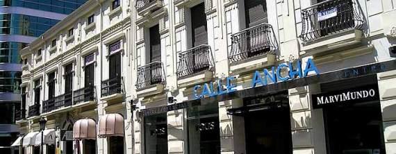Centro Comercial Calle Ancha de Albacete