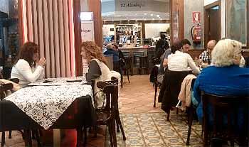 Restaurante el Alambique Albacete