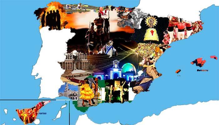 Fiestas populares España