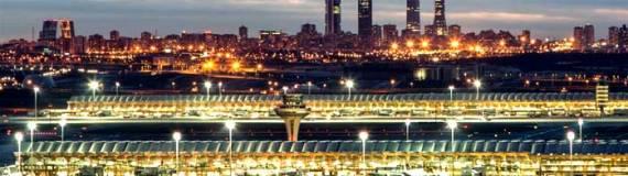 Parking aeropuerto Barajas