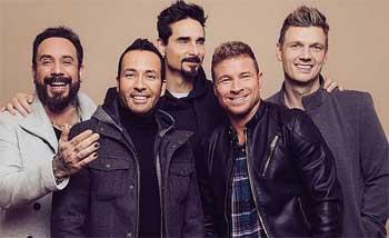 Backstreet Boys Conciertos
