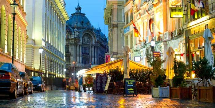 Bucarest Rumania