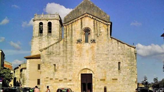 Monasterio San Pere Besalú