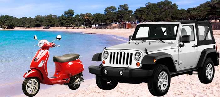 Rent A Car Ibiza