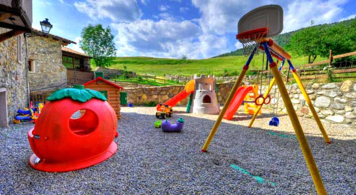 Mejores casas rurales con niños