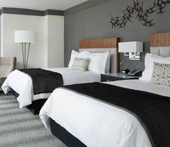 Tipos de camas hoteles
