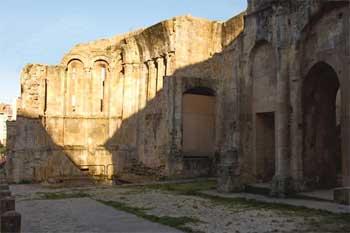 Ruinas San Nicolás Soria