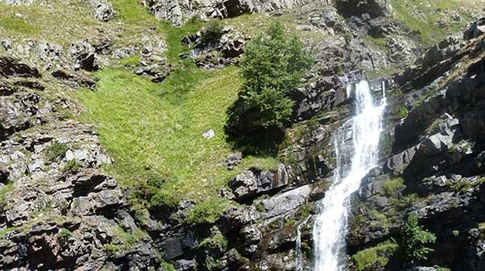 Ruta cascada negras Canfranc-huesca