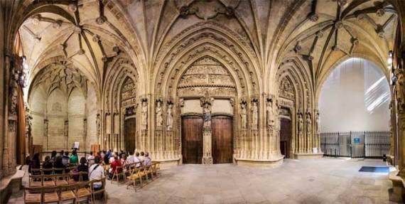 Ccatedral Vieja de Santa María